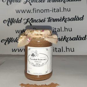 Alföld kincsei vegyes krém méz fahéjjal 450 gramm